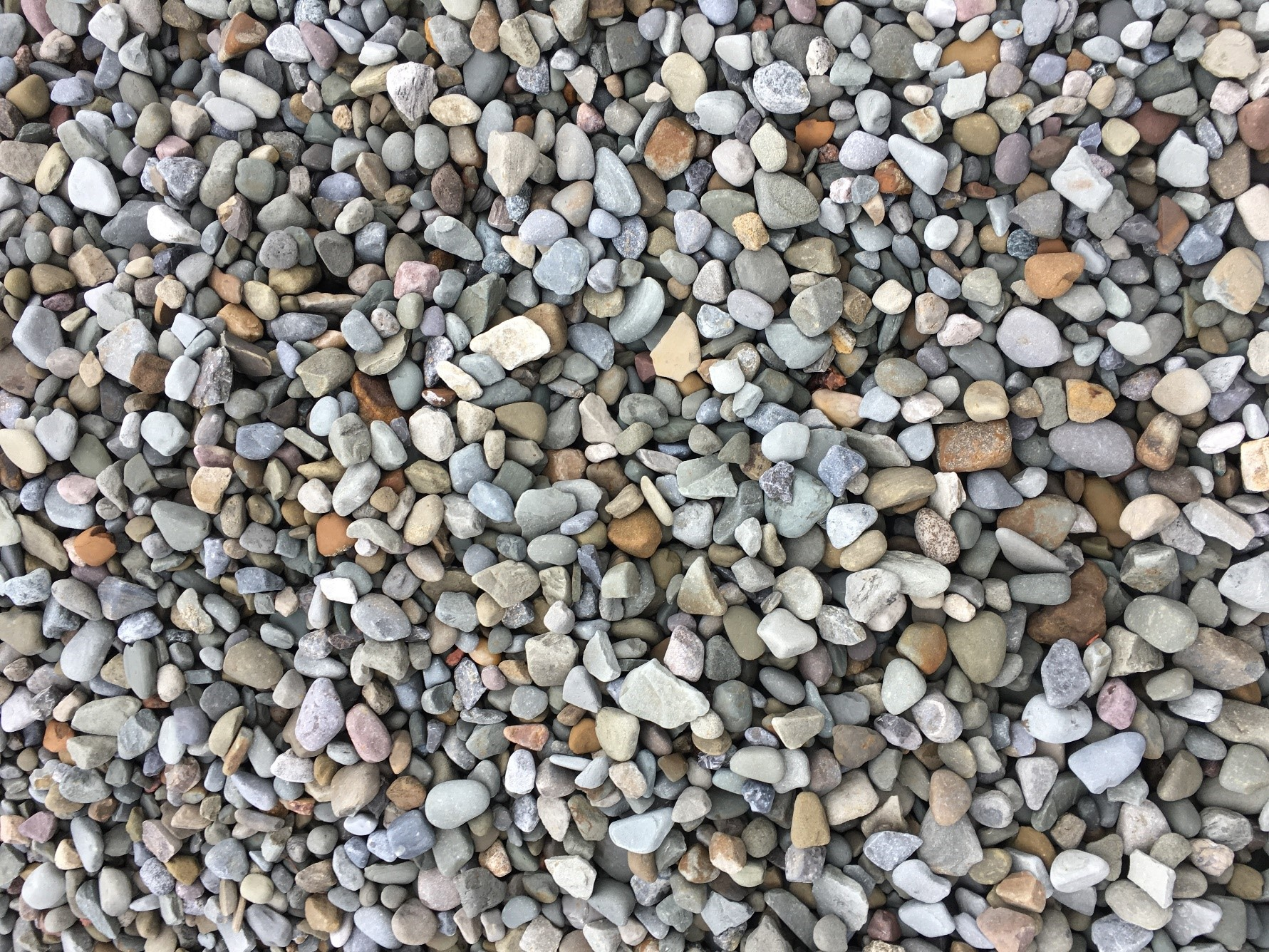 Stone & Mulch Inventory - Powell Sanitation and Construction