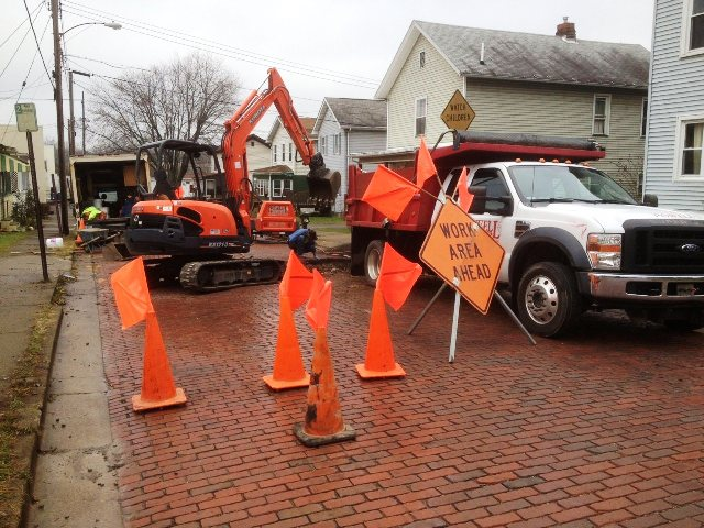 Sewer Lateral Repair